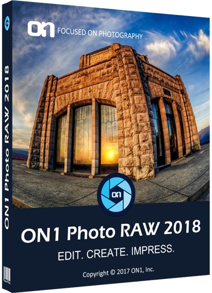 ON1 Photo RAW 2018