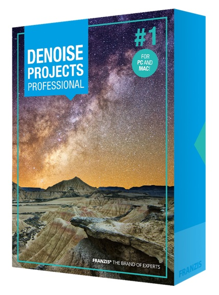Franzis DENOISE Projects Professional 0.21.02653 + Rus