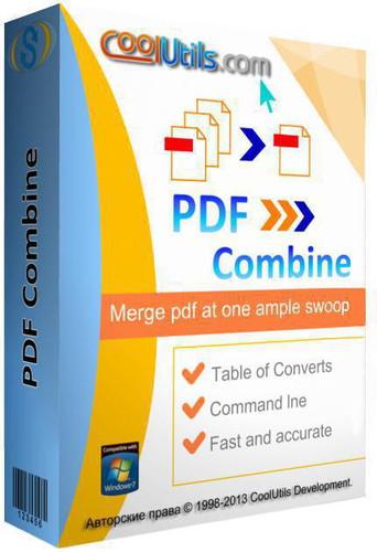 CoolUtils PDF Combine 0.1.87 + Portable