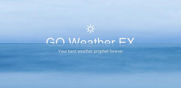 GO Weather EX & Widgets