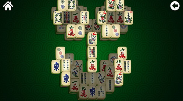 Mahjong Solitaire Epic1