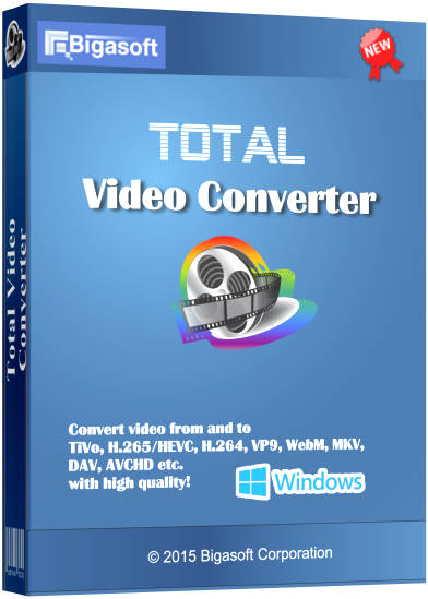 Bigasoft Total Video