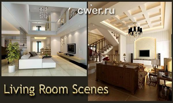 3d models for interior design каталог бесплатных 3d