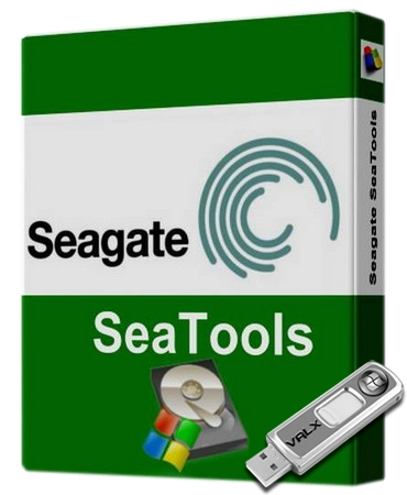Portable Seagate SeaTools 1.2.0.10
