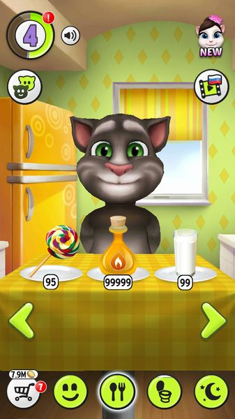 My Talking Angela - Apps on Google Play
