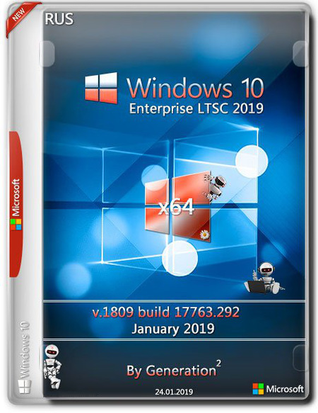 Windows 10 Enterprise LTSC x64