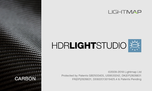 Lightmap HDR Light Studio Carbon