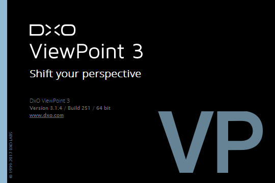 DxO ViewPoint 3.1.4 Build 251