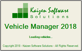 Vehicle Manager 2018 Fleet Network 2.0.1172.0