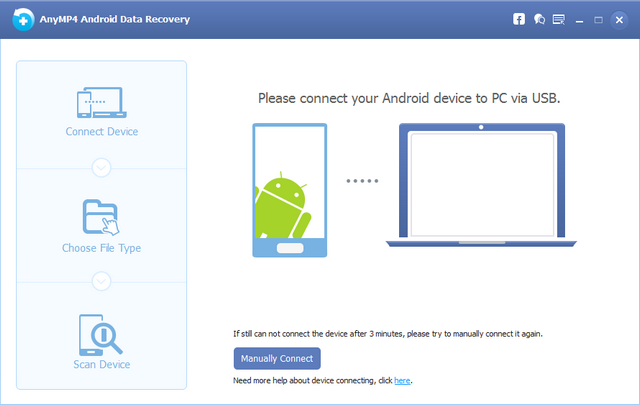 AnyMP4 Android Data Recovery 1.1.16