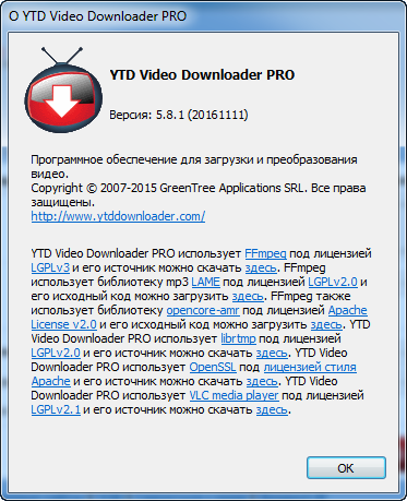 YouTube Video Downloader PRO 5.8.1