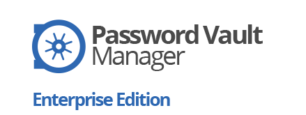 Password Vault Manager Enterprise 8.0.0.0