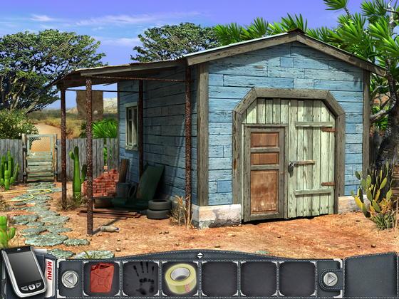 скриншот игры Однажды на ферме