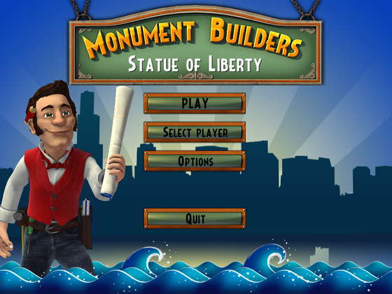 Monument Builders 3: Statue of Liberty [FINAL]