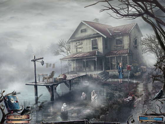 скриншот игры The Lake House: Children of Silence