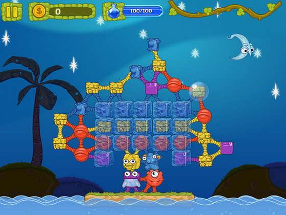 скриншот игры Стики Линки