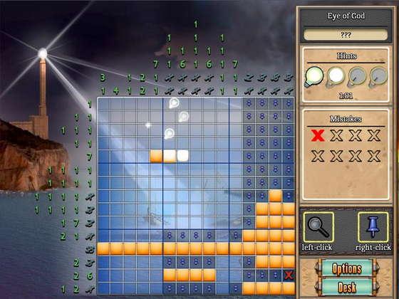 скриншот игры World Mosaics 6