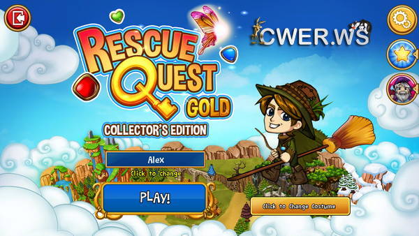 скриншот игры Rescue Quest Gold Collector's Edition