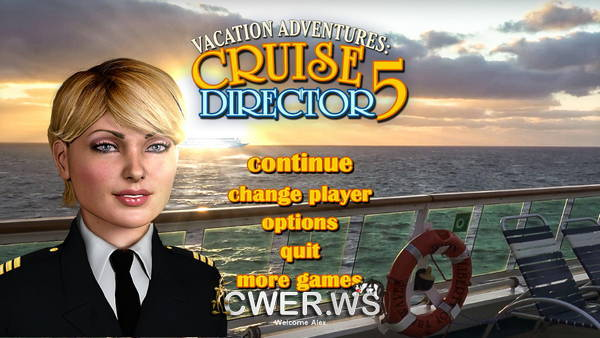 скриншот игры Vacation Adventures: Cruise Director 5