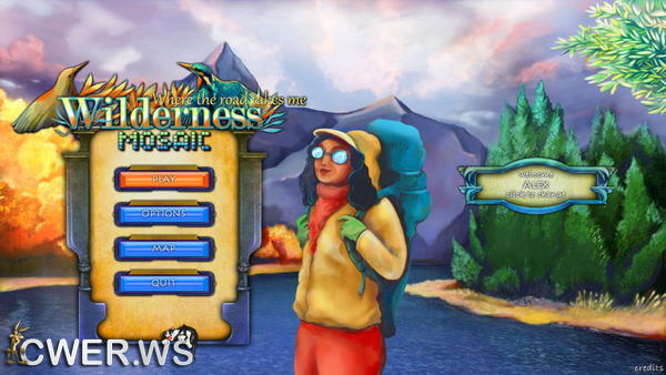 скриншот игры Wilderness Mosaic: Where the Road Takes Me