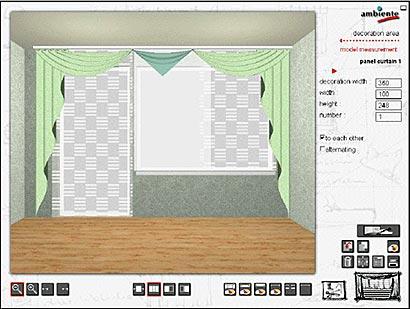 программа для дизайна штор скачать бесплатно - фото 4