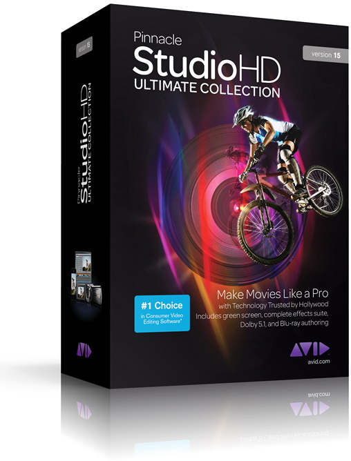 Pinnacle Studio HD Ultimate Collection