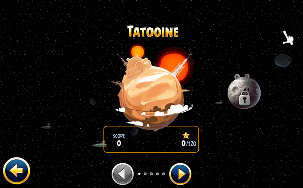 Angry Birds Star Wars 1,3 (2012/ENG/PC)