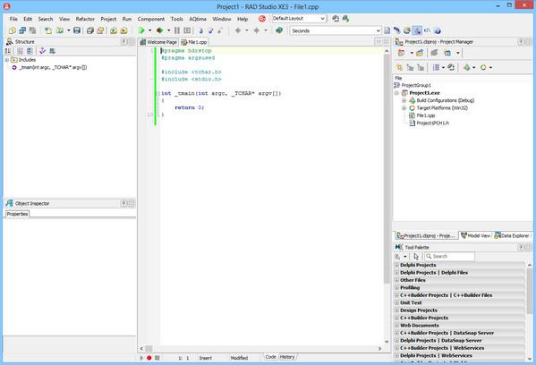 Rad Studio Delphi xe3 download free