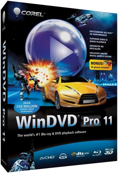 Corel WinDVD Pro 11.5