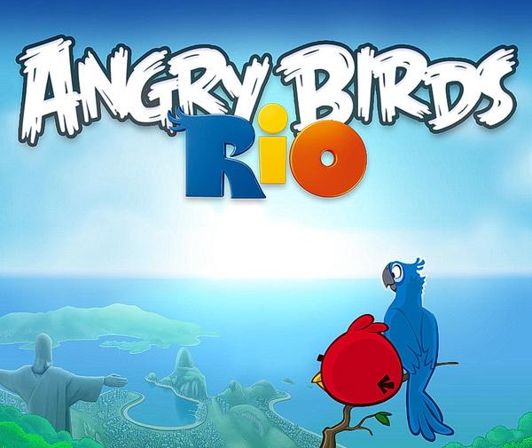 Angry Birds Rio 1.7.0 (2013/Full/Repack)