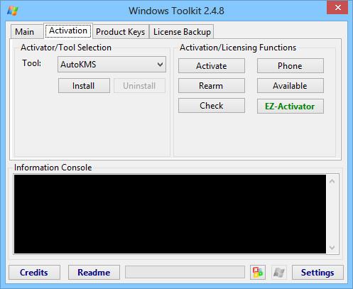 Microsoft toolkit что это за программа