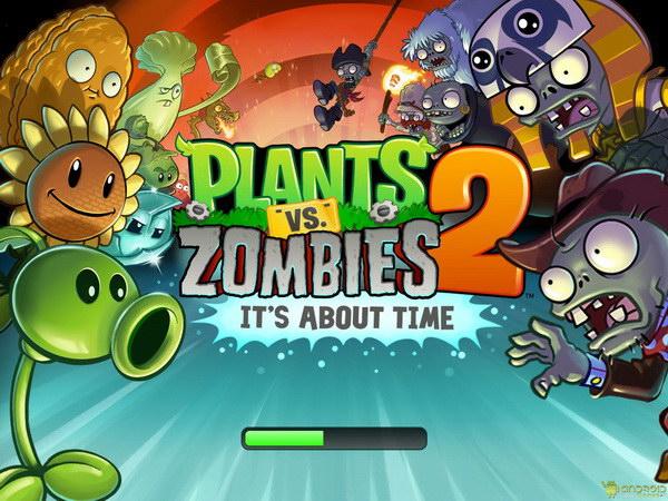 Plants vs zombies 2 v1 7 2013