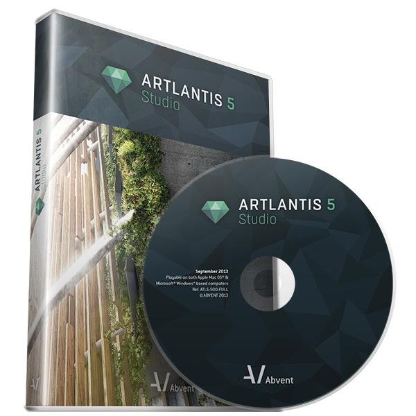 Abvent Artlantis Studio