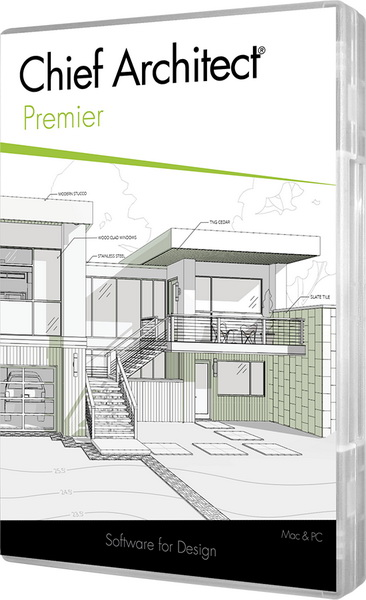 Chief Architect Premier X6