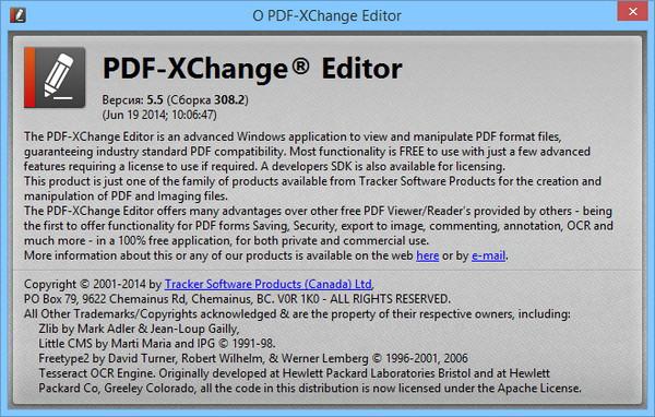 pdf xchange viewer pro prix