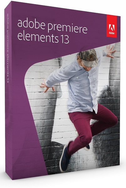 Adobe Premiere Elements.13.1 (12/7/2015)