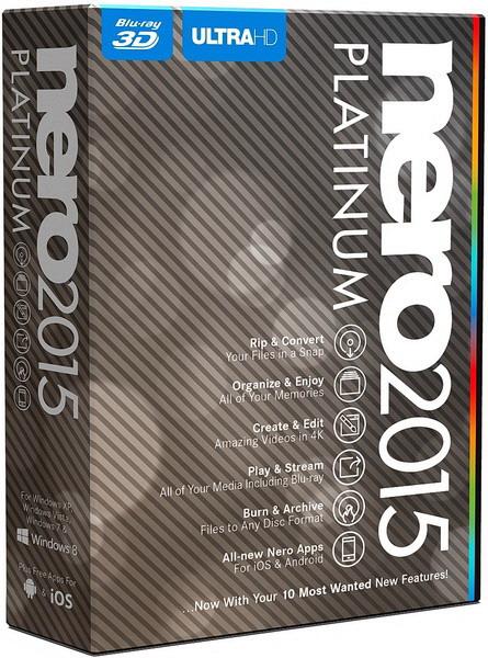 Nero 2015 Platinum 16