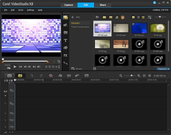 Corel videostudio pro x8 русификатор - фото 3