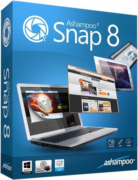 Ashampoo Snap 8 0 1 Dc 25 03 2015 Multilingual