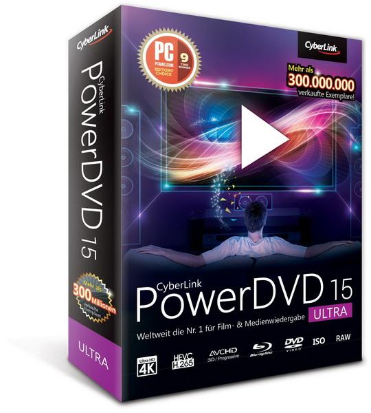 CyberLink PowerDVD Ultra 15.0.1916.58.RePack by qazwsxe