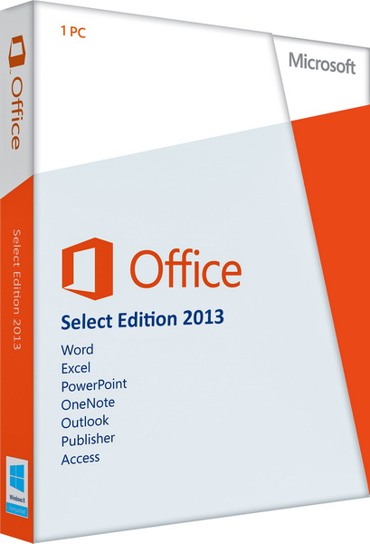 Microsoft Office 2013 SP1
