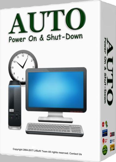 Auto Power-on & Shut-down
