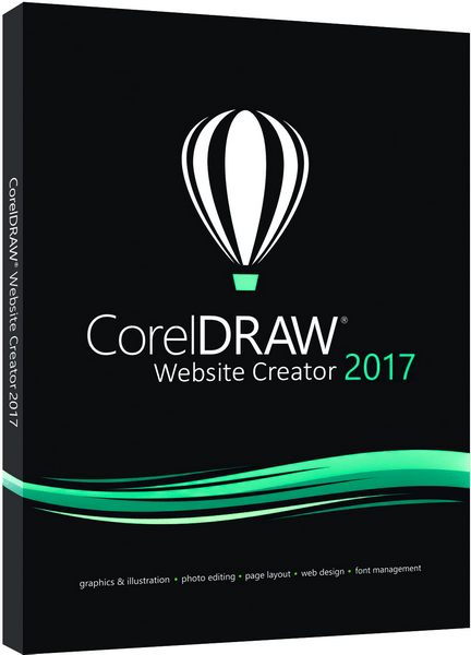 Corel Website Creator 2017