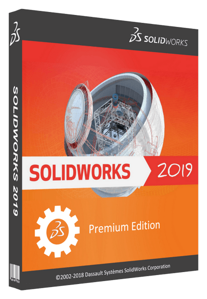 SolidWorks Premium Edition 2019