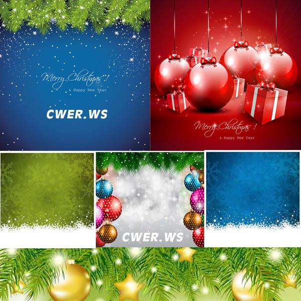 Новогодние и рождественские композиции