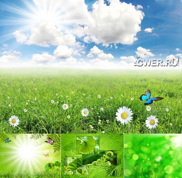 Весенние пейзажи. Часть 2 - Клипарты, JPG ...: cwer.ws/node/274822