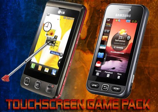 Игры для сенсорных телефонов июнь 2011