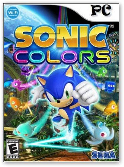 Скачать игру Sonic Colors на PC