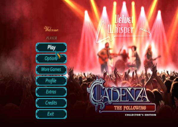 Cadenza 6: The Following Collector's Edition