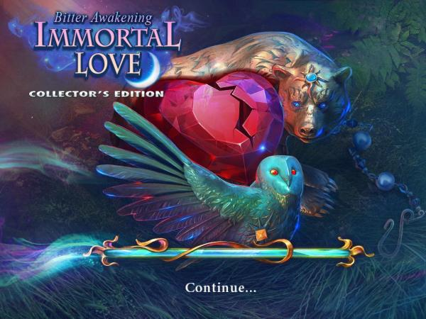 Immortal Love 6: Bitter Awakening Collectors Edition